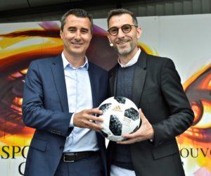adidas nouvel équipementier du Racing Club de Strasbourg Alsace