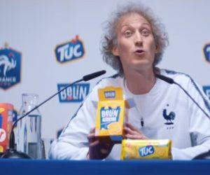 Belin prolonge avec l'Equipe de France de Football jusqu'en 2021 et mise sur Gilles, coach en apéro des Bleus