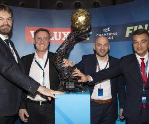 TFX (Groupe TF1) s'offre la finale de la VELUX EHF Champions League de Handball