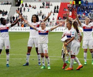 TFX diffusera la finale de l'UEFA Champions League féminine entre l'OL et Wolfsburg