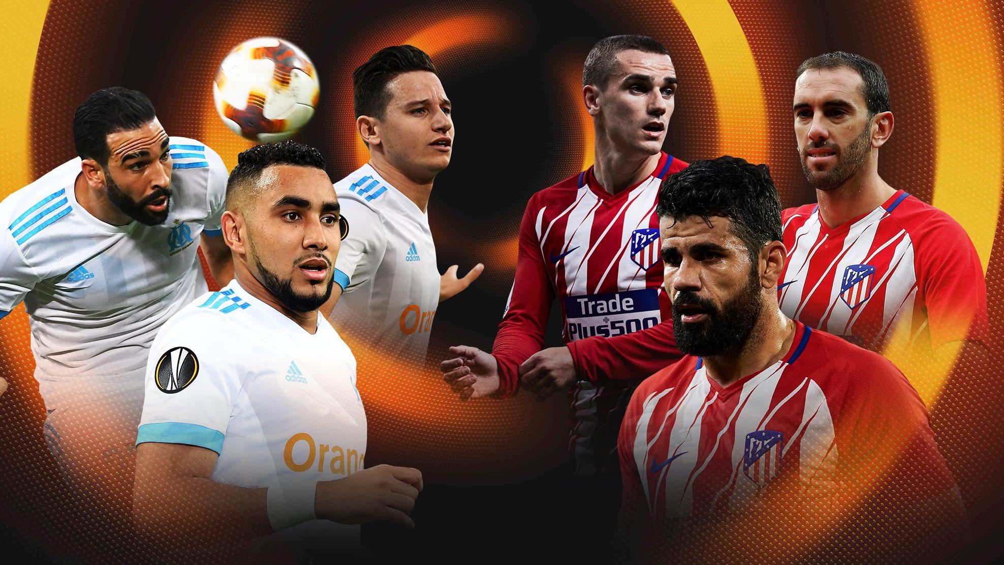 Finale UEFA Europa League - Les gagnants