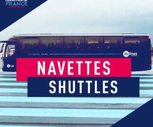 Formule 1 – Isilines transporteur officiel en autocar du Grand Prix de France 2018