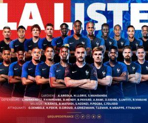 L'Equipe de France sélection la plus chère de la Coupe du Monde 2018