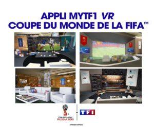 Matchs, Expérience VR, humour, talk… Le groupe TF1 dévoile son dispositif pour la Coupe du Monde 2018