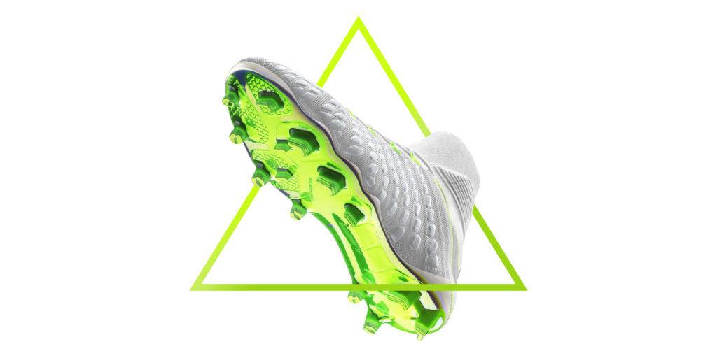 Lors Nike La Mise Le De Blanc Sur Ses Chaussures Portées Pour 8U8pZ
