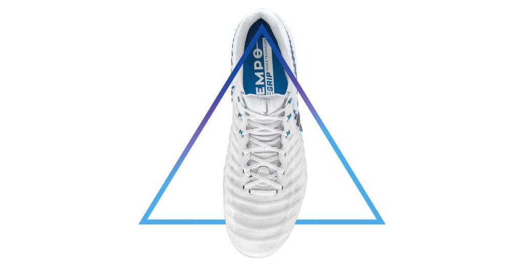 Nike mise sur le blanc pour ses chaussures portées lors de