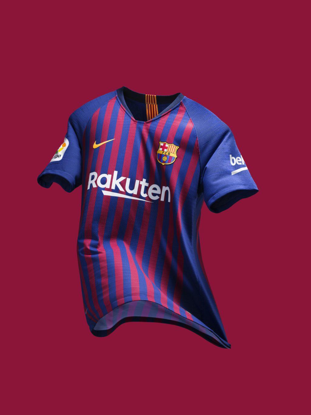 Maillot Domicile FC Barcelona acheter