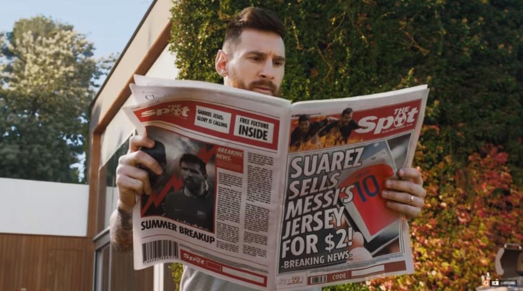 Barça - Real Madrid : Ramos balance sur les comportements de Messi et Suarez