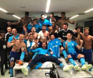 Record d'audience historique pour W9 avec la 1/2 finale retour Red Bull Salzbourg – Olympique de Marseille
