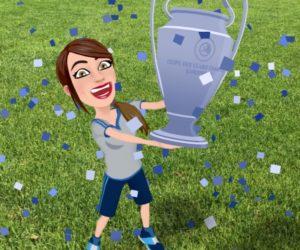 Snapchat lance un filtre dédié à l'UEFA Champions League à l'occasion de la Finale Real Madrid – Liverpool