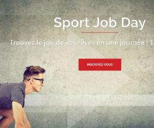 Venez à la rencontre de candidats en exposant au Sport Job Day (13 juin au Stade Jean Bouin)