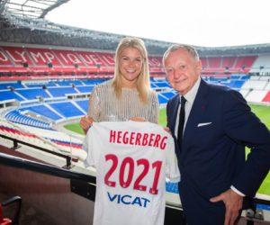 Un salaire record dans le foot féminin pour Ada Hegerberg à l'OL ?