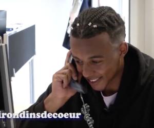 Opération de remerciement des abonnés… par les joueurs des Girondins de Bordeaux