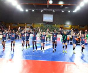 Déjà 50 000 places vendues pour l'Euro féminin de Handball 2018 organisée en France