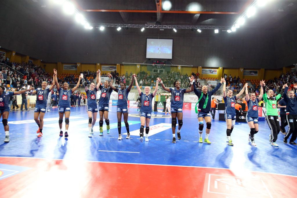 EQUIPE DE FRANCE HANDBALL EHF Euro