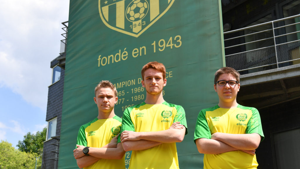 FC Nantes eSport Rocket League