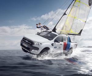 Ford devient Fournisseur Officiel de la Fédération Française de Voile