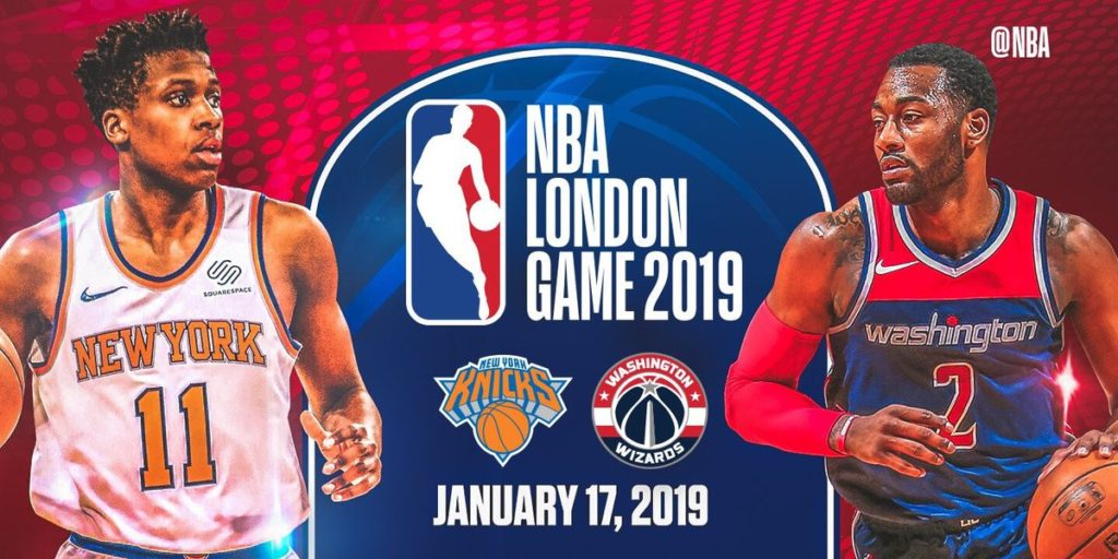 NBA London Game 2019