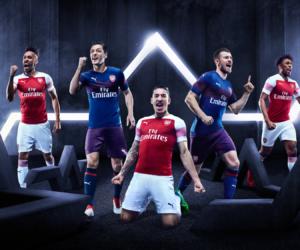 Equipementier – Arsenal officialise la signature de son nouveau partenariat avec adidas dès 2019/2020