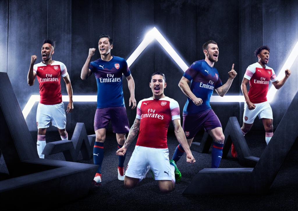 Nouveau Maillot extérieur Arsenal 8