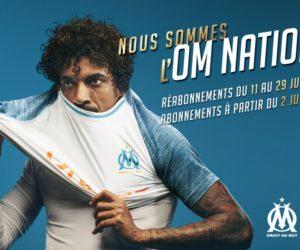 L'OM dévoile (en partie) son nouveau maillot Puma et présente ses tarifs d'abonnement 2018-2019