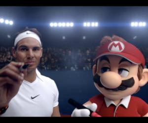Nintendo s'offre Rafael Nadal pour la promotion du jeu Mario Tennis Aces !