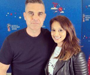 Robbie Williams chantera à la cérémonie d'ouverture de la Coupe du Monde 2018 en Russie