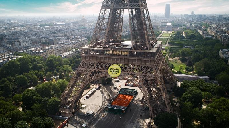 Tournoi Longines Tour Eiffel