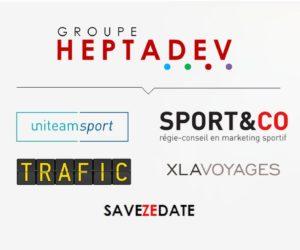 L'agence Uniteamsport rachetée par le Groupe Heptadev