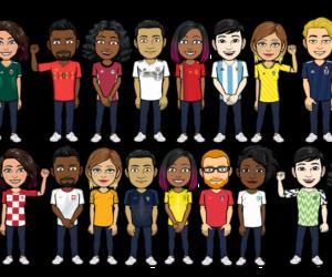 Coupe du Monde 2018 – adidas et Nike s'invitent dans Bitmoji pour une bataille de marques qui se jouera également sur le terrain des avatars