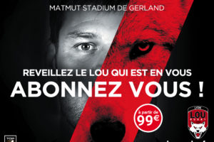 TOP 14 – Quand le LOU Rugby s'inspire d'une campagne marketing de Nike…