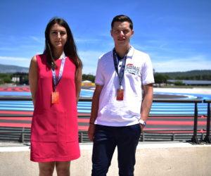 Daniel Hechter Partenaire Officiel du GIP Grand Prix de France 2018
