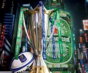 Rugby – Heineken de retour comme sponsor-titre de la Champions Cup jusqu'en 2022