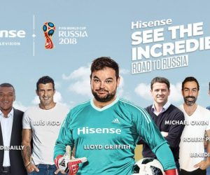Comment Hisense active son partenariat avec la Coupe du Monde 2018