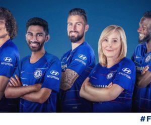 Chelsea officialise l'arrivée de Hyundai comme sponsor sur la manche de son maillot