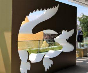 Lacoste signe un contrat de licence avec le CIO pour la collection «Olympic Heritage»
