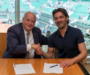 Lacoste prolonge avec Roland-Garros jusqu'en 2025