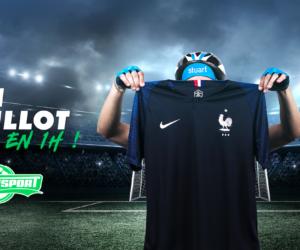 Coupe du Monde 2018 – Unisport, Nike et Stuart livrent des maillots de l'Équipe de France aux supporters parisiens en 1 heure