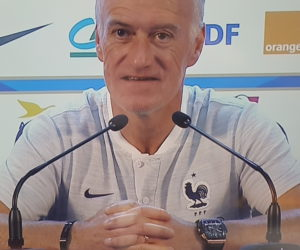 Quelle montre porte Didier Deschamps à l'occasion de la Coupe du Monde 2018 ?