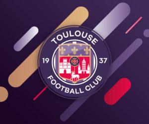 Un nouveau logo pour le Toulouse Football Club