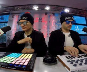 RMC avec French Fuse pour «le remix des Bleus»