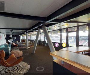 Fan Experience – Le LOU Rugby lance une visite virtuelle du Matmut Stadium Gerland