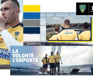 Under Armour dévoile les nouveaux maillots de l'ASM Clermont Auvergne Rugby pour 2018-2019