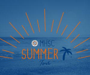 Fan Experience – Le MHSC lance sa tournée estivale avec le «MHSC Summer Tour»