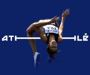 Qui se cache derrière le nouveau logo de la Fédération Française d'Athlétisme ?