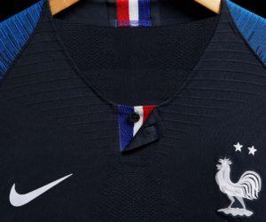 Shopping – Le maillot 2 étoiles de l'Equipe de France est désormais en vente sur le site de Nike (17 août) !