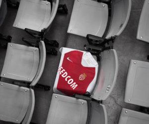 Nike dévoile le nouveau maillot domicile de l'AS Monaco pour 2018-2019