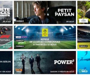 BON PLAN : Les chaînes Canal+, beIN SPORTS et Eurosport en promotion en septembre 2018
