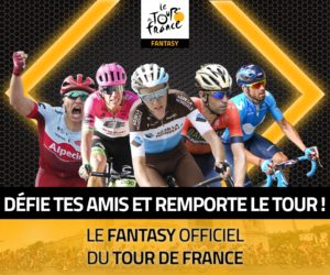 Gaming – Le Tour de France lance sa Fantasy