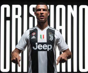 Ronaldo enflamme l'économie de la Juve !